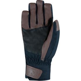 Roeckl Sequoia STX Gants Homme, black/brown